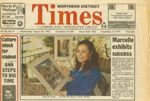 Marcelle-Mansour's-Solo-Art-Exhibition-Art-is-the-Spice-of-Life-Art-Space-Gallery-at-Chatswood-supported-by-NAVA-1992