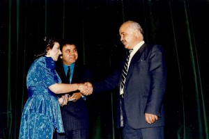 Marcelle Mansour was awarded the Competition Literary Prize at thre Bicentenary in 1988