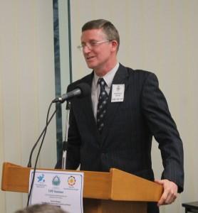 Mr Greg Stone, UPF President Australia