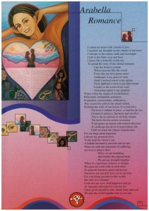 Shifting Waves, Shifting Hearts, Arabella Romance, Page 41 © Marcelle Mansour 1998